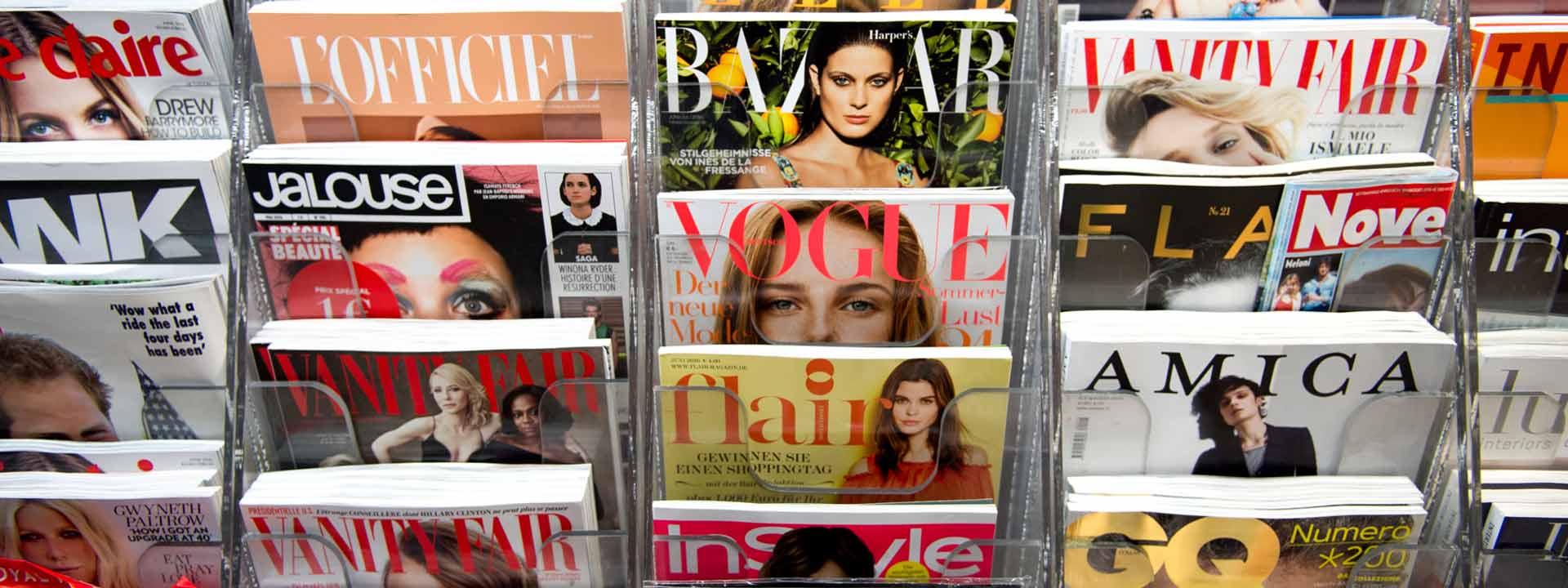 revistas en revistero